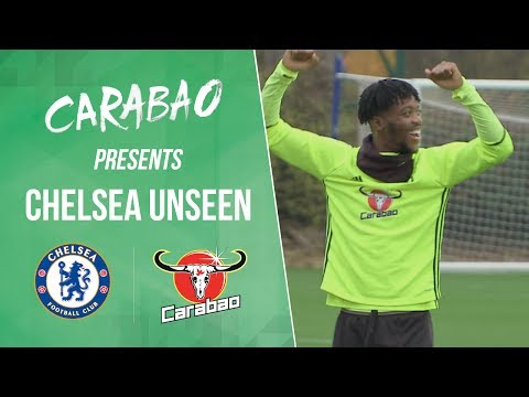 Chalobah takes aim and Conte joins in with training plus more in Chelsea Unseen - Best of November