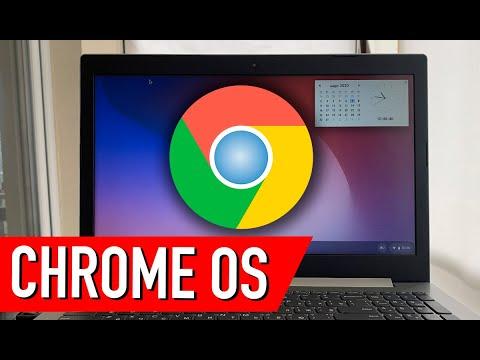 Chrome OS: Android для ПК, замена Windows или унылое г...? Обзор системы Chrome OS