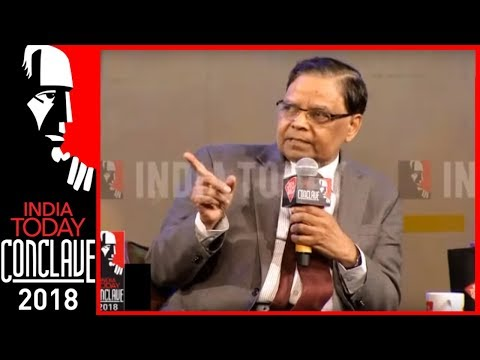 Talks Of Jobless Growth Are Nonsense : Arvind Panagariya | #IndiaTodayConclave2018