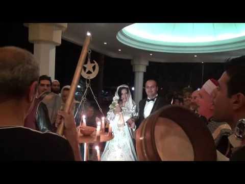 Fete De Mariage En Tunisie Gammarth Tunis Youtube