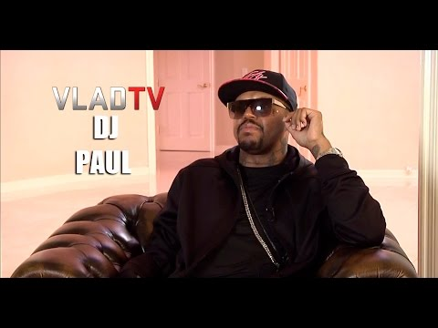 "DJ Paul: We Almost Died While Making ""Sippin' On Some Syrup"""
