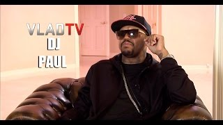 "DJ Paul: We Almost Died While Making ""Sippin"