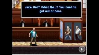 Repeat youtube video A Good Day To Die Hard Java 240x320 Touch Game