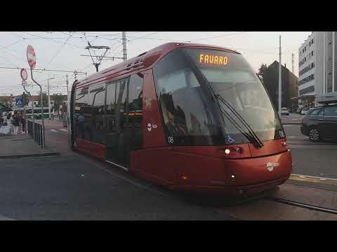 Гибрид трамвая и автобуса