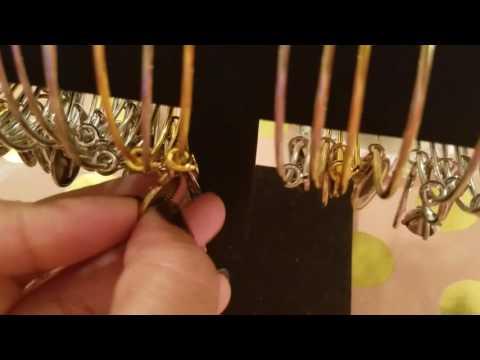 How to make Alex or Ani bracelets