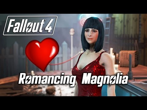 Fallout 4 - Romancing Magnolia