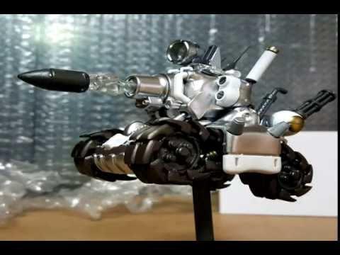 중국제  Metal Slug 1/35 Army Vehicle-001 M.S.Evolve 프라모델 (合金弹头)