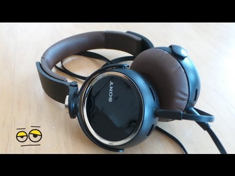 Sony MDR-XB600 Extra Bass Premium Headphones Review