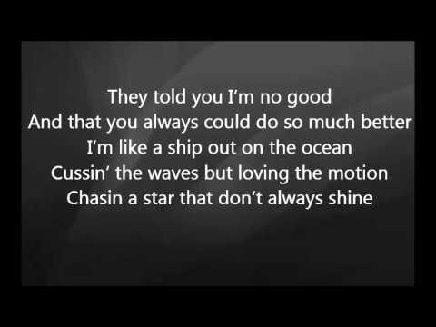 Eric Church - Lovin Me Anyway with Lyrics