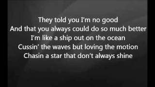 Eric Church - Lovin Me Anyway with Lyrics