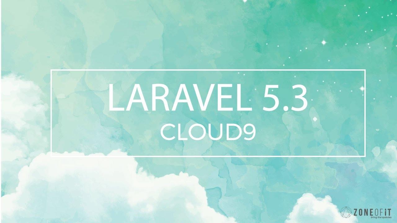 Install Laravel 5 3 on Cloud9(Best Online Editor)