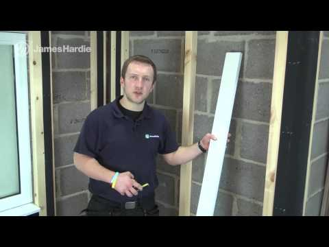 James Hardie® HardiePlank® Cladding - Full Installation
