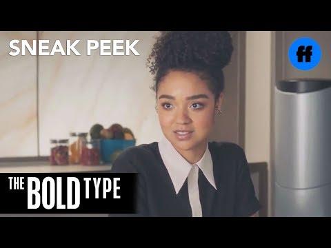 The Bold Type | Season 2, Episode 5 Sneak Peek: Kat Can't Decide Who To Hire | Freeform