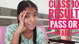 10th class CBSE Board result live reaction | Gone Wrong😱 | Pass or Fail |Miss Jazz