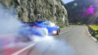 NEW 2013 Jaguar XFR-S (550 hp) OFFICIAL TRAILER
