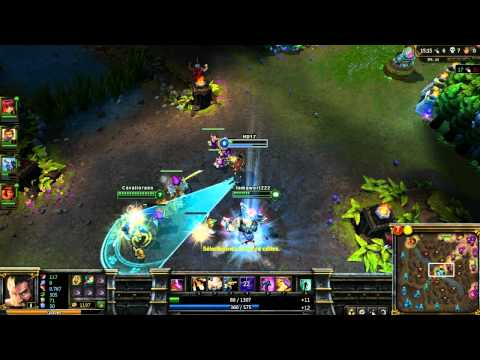 [Découverte] Un noob sur League Of Legend par HD17