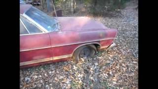 1967 Ford Galaxie 500 Barn Find with 26k Miles Part IV: In The Light of Day