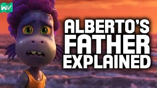Who Is Alberto's Father?   Luca Explained