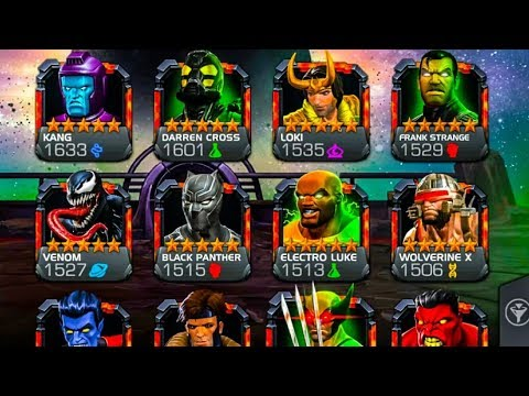 contest of champions mod apk unlimited units