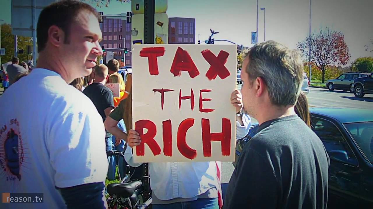 taxing or not taxing the rich This country does have a system which taxes the rich more than the poor such a system can never be fair since it all depends on who you ask.