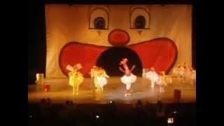 """Circo - Gallinas"" Ballet Folklórico Gustavo Vaquera Contreras SEC"
