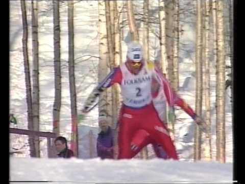 Bjørn Dæhlie VS Vladimir Smirnov, Falun 1993 - 15 km pursuit (1 of 3)
