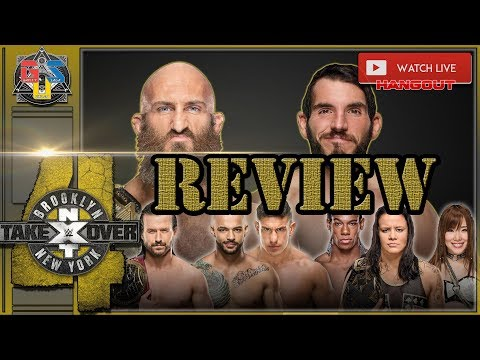 nxt takeover brooklyn 4 watch