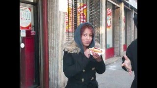 This Video Previously Contained A Copyrighted Audio Track. Due To A Claim By A Copyright Holder, The Audio Track Has Been Muted.     A&c Hot Dogs Was Est. 2009 In North Newark, N.j.