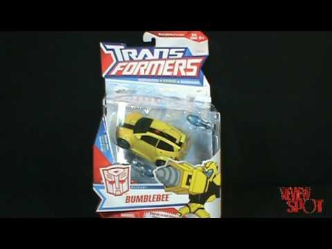 Toy Spot - Hasbro Transformers Animated Bumblebee