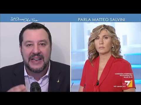 Decreto 'Cura Italia', Matteo Salvini: 'Facciamo andare a passeggio i carcerati? Il contagio ...