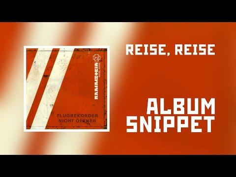 Rammstein - Reise, Reise (Album trailer) | New version