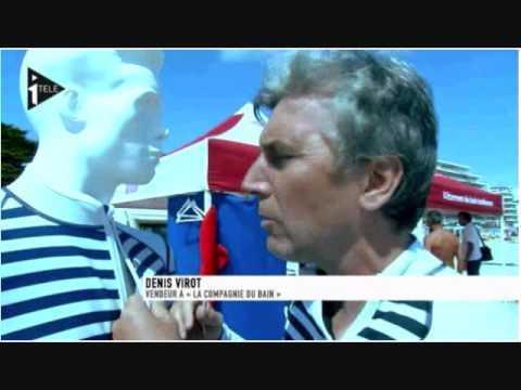 Reportage Canal + à la Baule pour l\'iSwim (La Compagnie du Bain ...