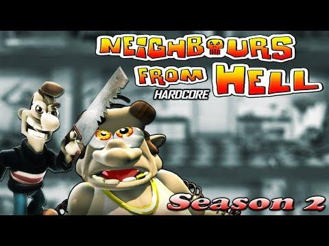 Neighbours From Hell HARDCORE - Season 2 [100% walkthrough] thumbnail