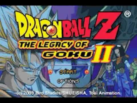 Legacy of goku 2 download