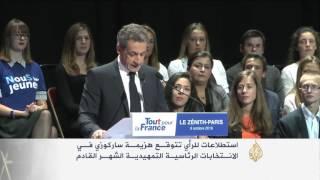 ساركوزي يتعهد بإعادة هيبة الدولة ووقف الهجرة