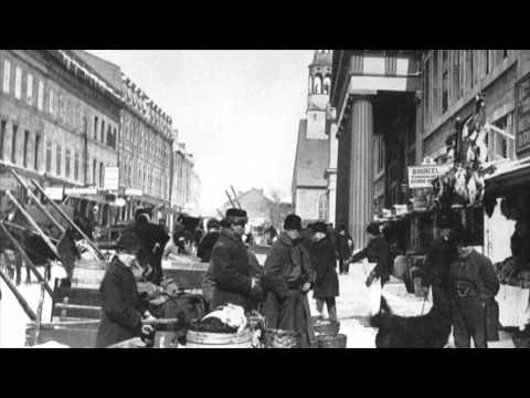Marché Bonsecours: garde-manger des Montréalais