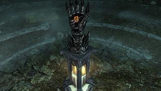 Секретная Даэдрическая рука в Миддене - Skyrim