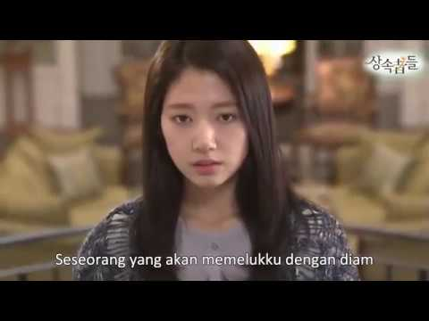 Lagu Painful Love ( The Heirs OST) Indo Translation.