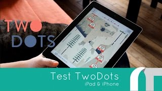 TwoDots jeu iPad, iPhone, Android | App Game