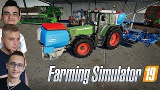 """Farming Simulator 19 MP """"od Zera do Farmera""""#32㋡ Takiego nowego nabytku jeszcze nie było...! ✔ MST"""