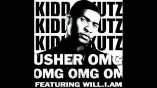 OMG - Usher (CLUB REMIX / Re-Edit) - DJ Kidd Kutz