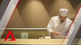 This Japanese chef wants Singapore diners to try sturgeon meat | Remarkable Living