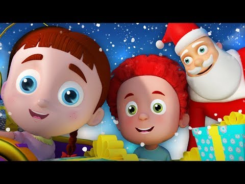 Jingle Bells Jingle Bells | Schoolies | New Kids Show | Cartoon Video For Children's
