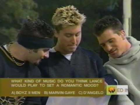 *NSYNC - Celebrity Dream Date (MTV's Snowed In) Part 3