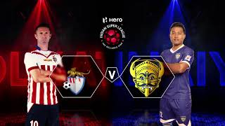 Hero ISL: ATK vs Chennaiyin FC