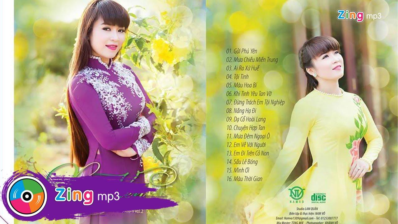 Tình Khúc Màu Thời Gian - Xuân Viên (Album)