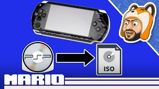 How to Backup & Play PSP Games on CFW