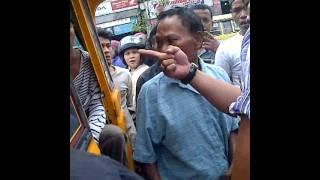 Korban (Hipnotis) Pencurian di Angkot - Padang Bulan - Medan
