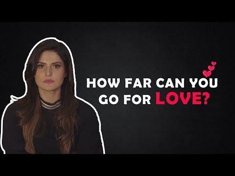 Zareen Khan Turns Agony Aunt - Part 2