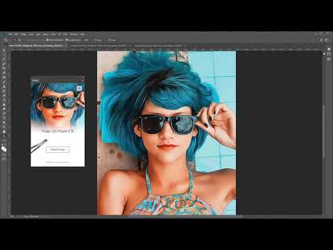 Free Oil Paint FX Plugin For Photoshop